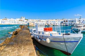 Vacances Paros: Hôtel Narges