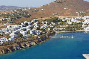 Grece-Mykonos, Hôtel Arkas Inn