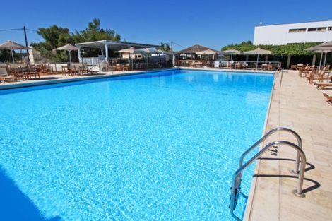 Hôtel Nautica Bay  3* - PORTO HELI - GRÈCE