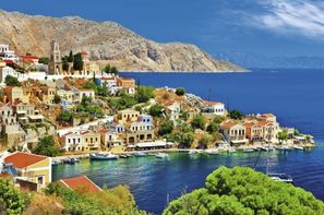 Grece - Rhodes, Club Jet Tours Rodos Village 5*