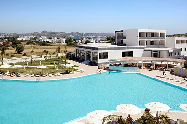 Facade - Maxi Club Sunconnect Evita Resort 4*