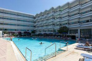 Grece-Rhodes, Hôtel Belair Beach