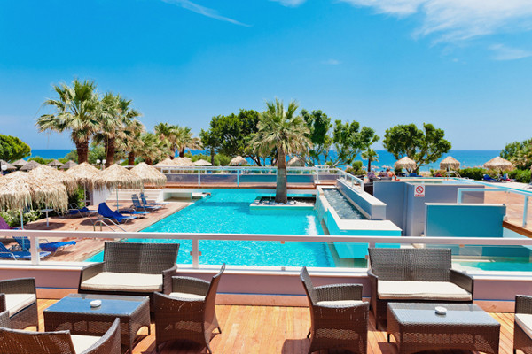 Hôtel Club Olympien Blue Sea Beach Resort 4*