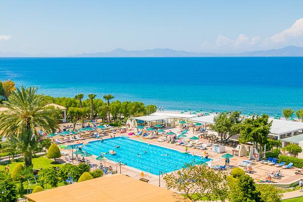 Vue panoramique - Labranda Blue Bay Resort