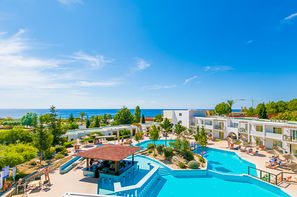 Vacances Rhodes: Hôtel Maxi Club Kiotari