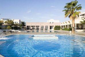 Grece-Santorin, Hôtel 9 Muses Santorini Resort / Arrivée Santorin