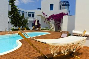 Grece-Santorin, Hôtel Apollon