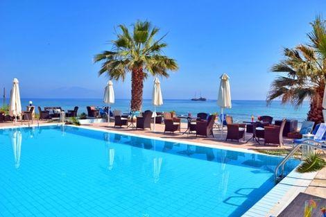 Hôtel Belussi Beach 3* sup - ZANTE - GRÈCE