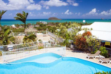 Hôtel Caraibes Bonheur - DESHAIES - CARAIBES OUTRE MER