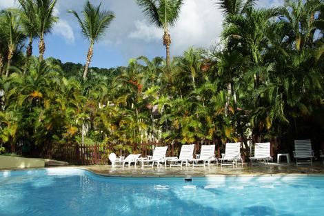 Hôtel Habitation Grande Anse 3* + location de voiture - POINTE A PITRE - CARAIBES OUTRE MER