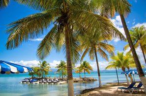 Guadeloupe - Pointe A Pitre, Hôtel Canella Beach