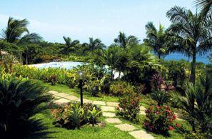 Guadeloupe-Pointe A Pitre, Hôtel Ti Sucrier