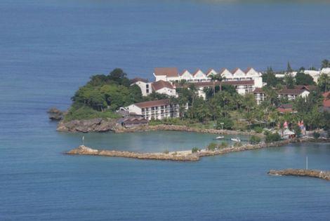 Hôtel La Créole Beach Hotel & Spa _ XXXXX 4* - POINTE A PITRE - CARAIBES OUTRE MER