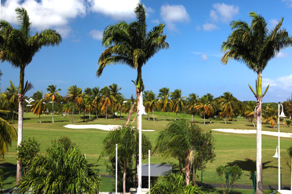 Golf - Hôtel Bwa Chik & Golf 3*