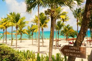 Guadeloupe-Pointe A Pitre, Hôtel Karibea Beach Prao