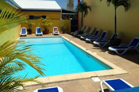 Hôtel Karaïbes 2* - POINTE A PITRE - CARAIBES OUTRE MER