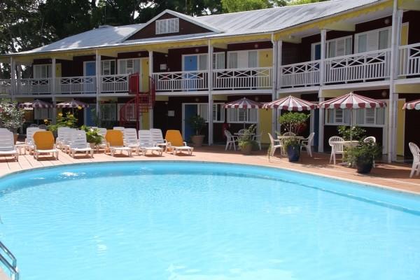 piscine - La Maison Créole