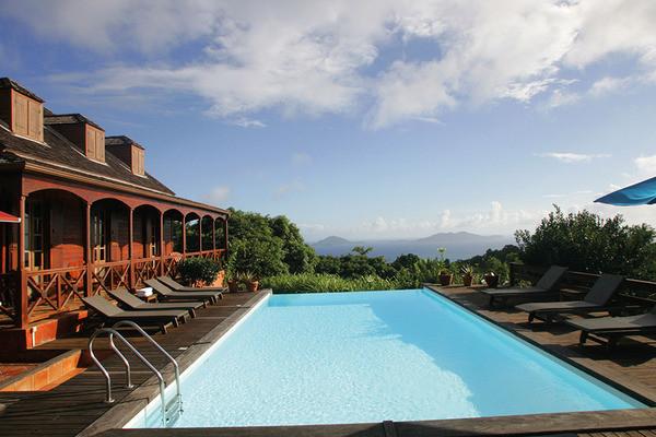 Piscine - Hôtel Le Jardin Malanga 3*