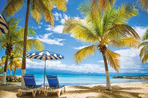 Guadeloupe-Pointe A Pitre, Hôtel Canella Beach