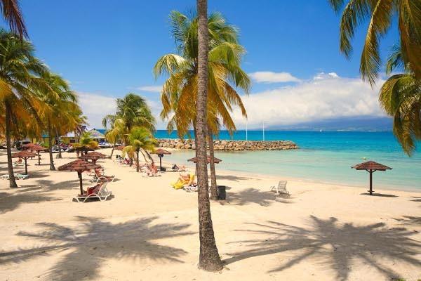 Plage - Hôtel Complexe Karibea Beach Resort Gosier 3*