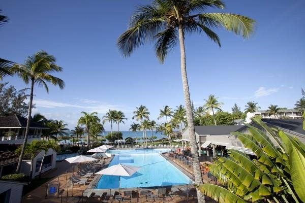 Vue panoramique - Hôtel La Créole Beach 4*
