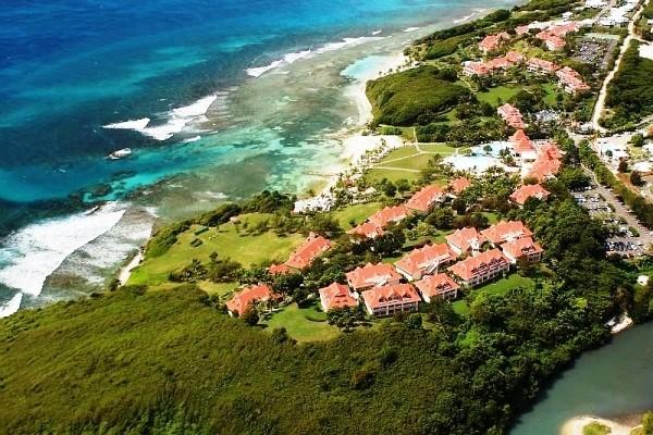 Vue panoramique - Pierre & Vacances Village Club Sainte-Anne