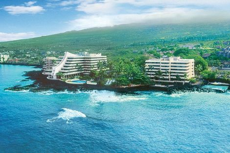 Hôtel Royal Kona Resort 3*
