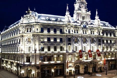 Hôtel Boscolo Budapest 5* - BUDAPEST - HONGRIE