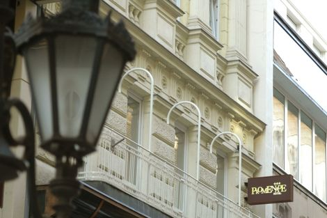 Hôtel Promenade 3* sup - BUDAPEST - HONGRIE