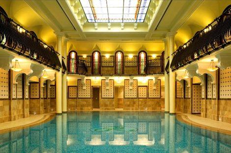 Hôtel Corinthia Hotel Budapest 5* - BUDAPEST - HONGRIE