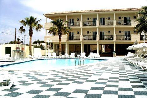 Hôtel Barcelo Pueblo Ibiza 3* - IBIZA - ESPAGNE