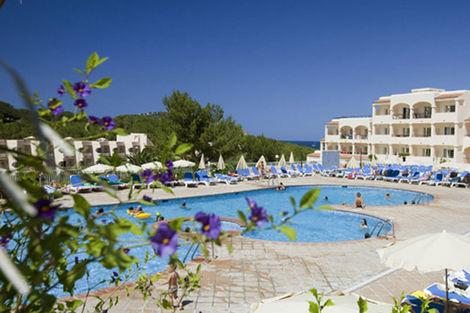 Framissima Invisa Hotel Club Cala Blanca 3* - IBIZA - ESPAGNE