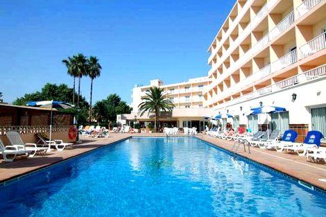 Hôtel Invisa Es Pla 3* - IBIZA - ESPAGNE