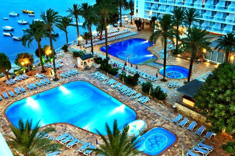 Hôtel Sirenis Goleta & Spa 4* - IBIZA - ESPAGNE