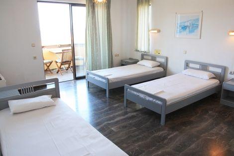 Hôtel Minerva Beach 3* - LA CHANÉE - GRÈCE