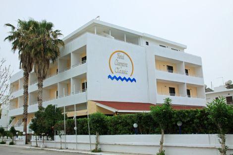 Hôtel Cleopatra Classic 3* - KOS - GRÈCE