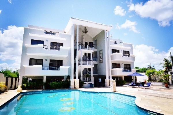 Facade - Sea Villa Mauritius