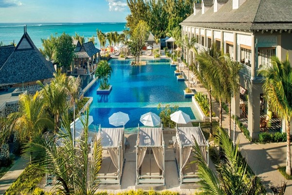 H tel the st regis mauritius resort mahebourg ile maurice for Bourg st maurice piscine