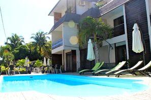Ile Maurice - Mahebourg, Résidence hôtelière West Palm Inn