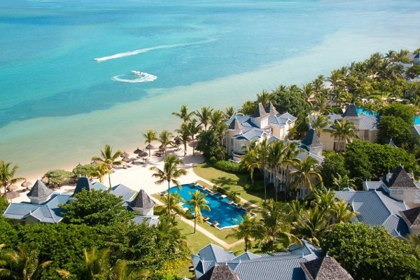 Plage - Heritage Le Telfair Golf & Spa Resort 5*