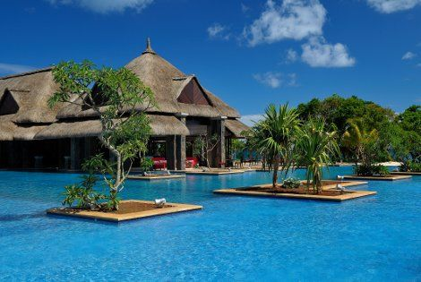 Ile Maurice - Hôtel The Grand Mauritian 5*
