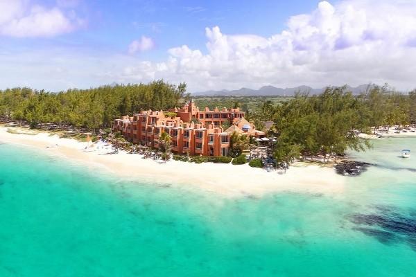 Vue panoramique - La Palmeraie Boutique Hotel 4*Sup
