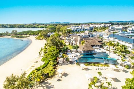 Vue aérienne - Radisson Blu Azuri Resort & Spa