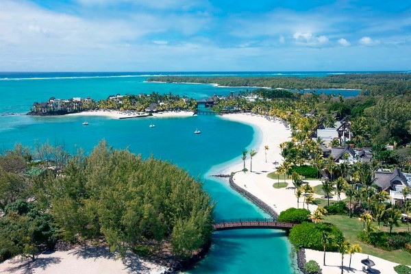 H tel shangri la 39 s le touessrok resort spa mauritius 5 luxe mauric - S installer al ile maurice ...