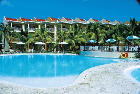 Hôtel Lookea Authentique Tarisa Beach 3* - MONT CHOISY - MAURICE