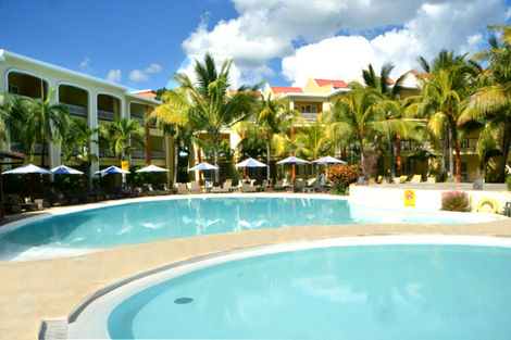 Hôtel Tarisa Resort 3* sup - MAHÉBOURG - MAURICE