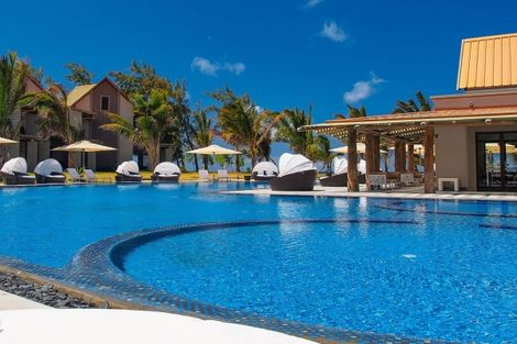 Hôtel Crystals Beach Resort & Spa 4* - PORT LOUIS - MAURICE