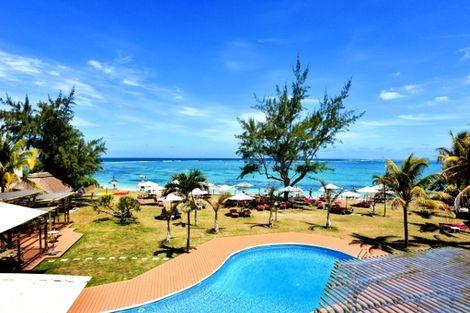 Hôtel Silver Beach Hotel 3* - TROU D'EAU DOUCE - MAURICE