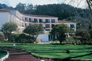 Iles Des Acores-Ponta Delgada, Hôtel Terra Nostra Garden