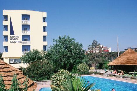Hôtel Azzurra 3* - BOLOGNE - FRANCE